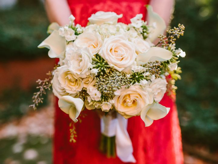 Tmx 1426194347586 Coral Bouquet Ipswich, Massachusetts wedding florist