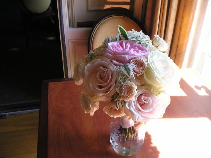 Tmx 1442491507304 Blush Wedding 005 Ipswich, Massachusetts wedding florist