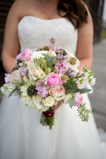 Tmx 1483542933493 Bouquet Large Ipswich, Massachusetts wedding florist