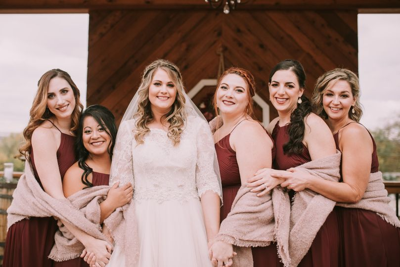Jenni's wedding