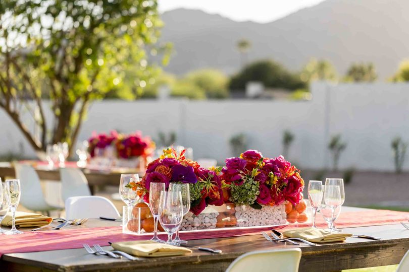 andaz scottsdale events cholla lawn details