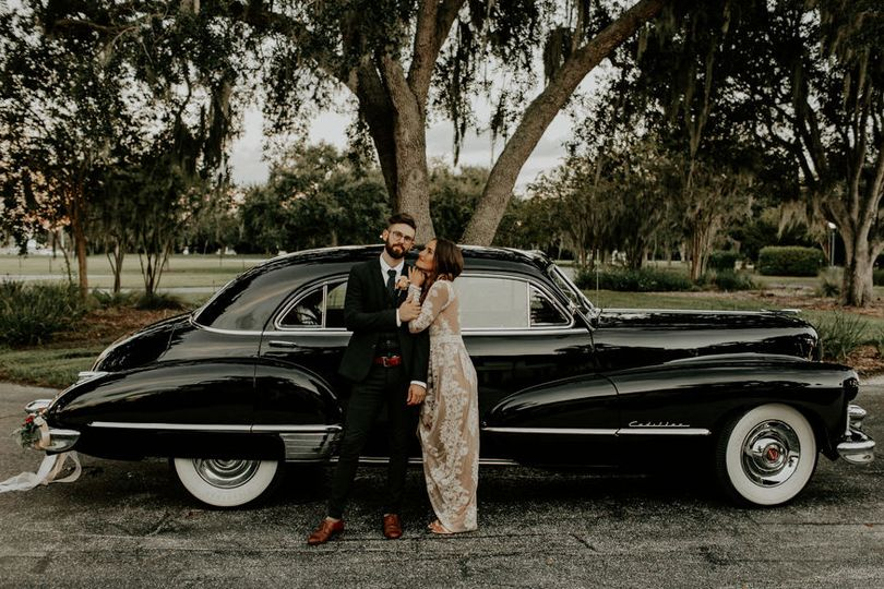 1947 Cadillac Series 62 Sedan