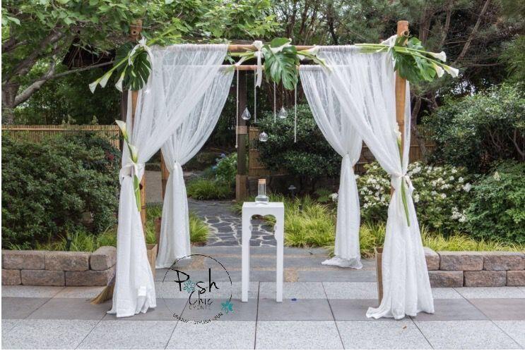 Wedding arc