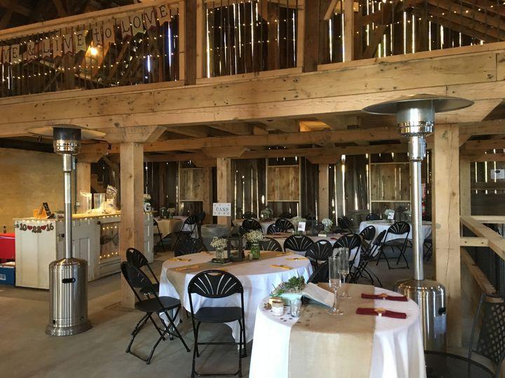 Iron fish distillery venue thompsonville mi weddingwire for Iron fish distillery thompsonville mi