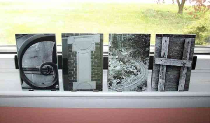 Amazing Photo Letter Project
