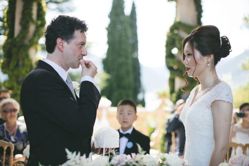 Villa Balbianello  - Lake Como Wedding