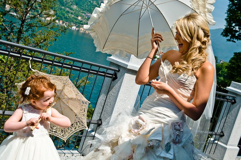Casta Diva Resort - Lake Como Wedding