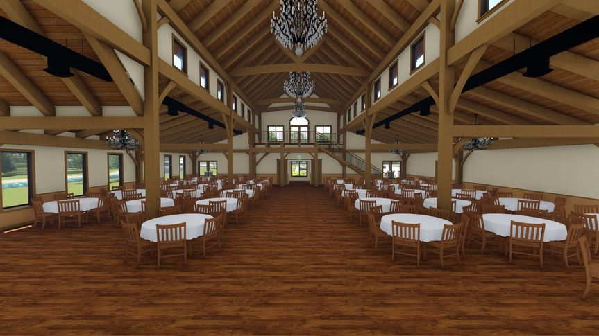 Main hall / dance floor