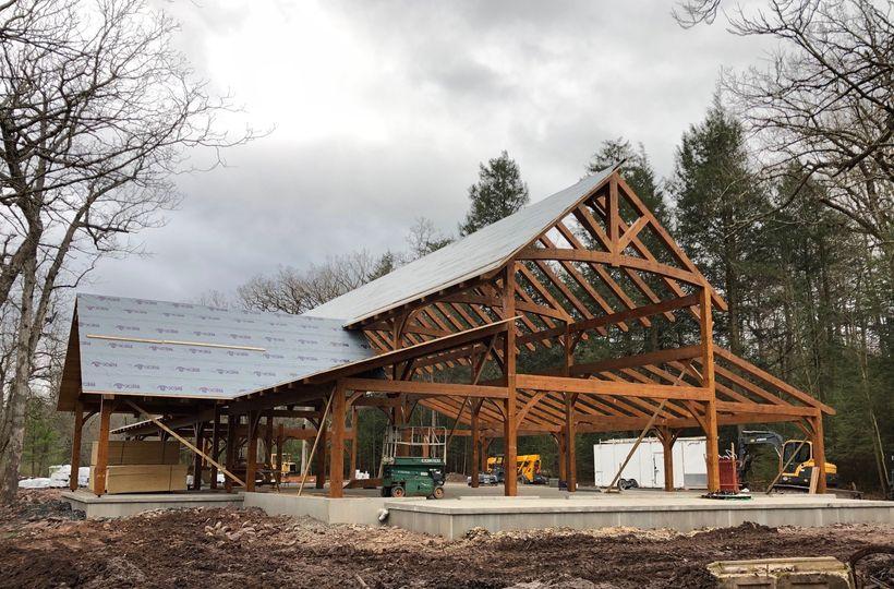Venue Construction: April 2019
