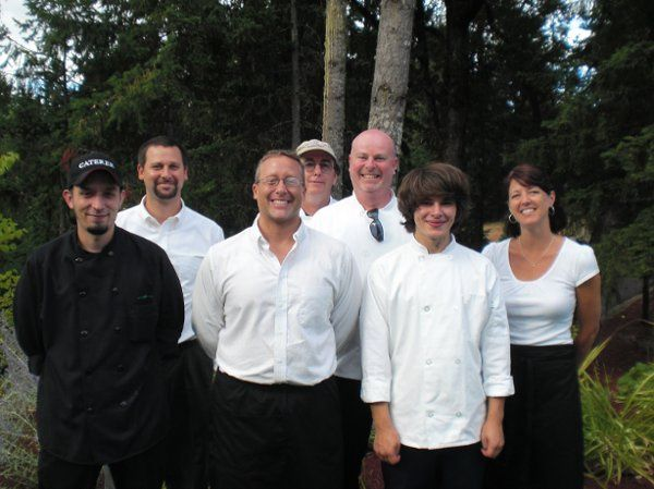 The Crew: Carte Blanche Caterers