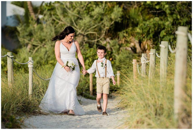 Captiva Island Wedding