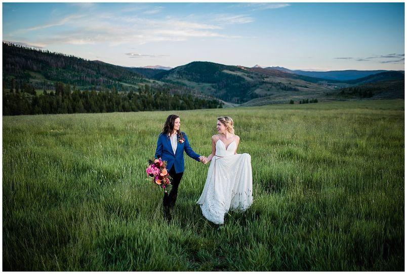 Strawberry Creek Wedding