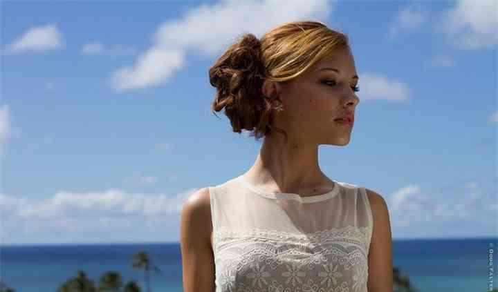 Beach Bride Hawaii