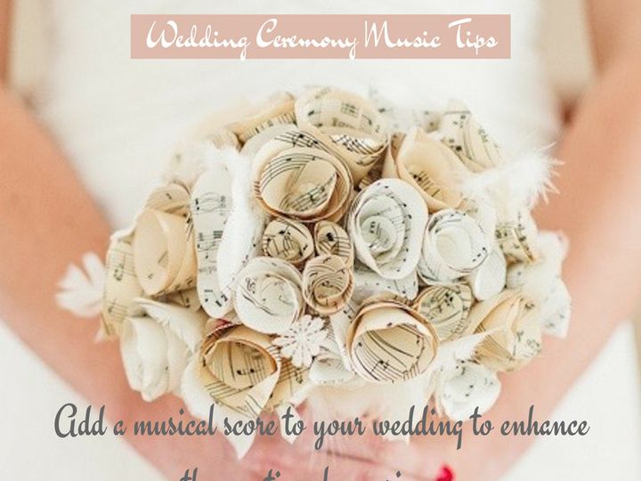 Tmx 1477499262370 Wedding Tips Bloomfield wedding ceremonymusic