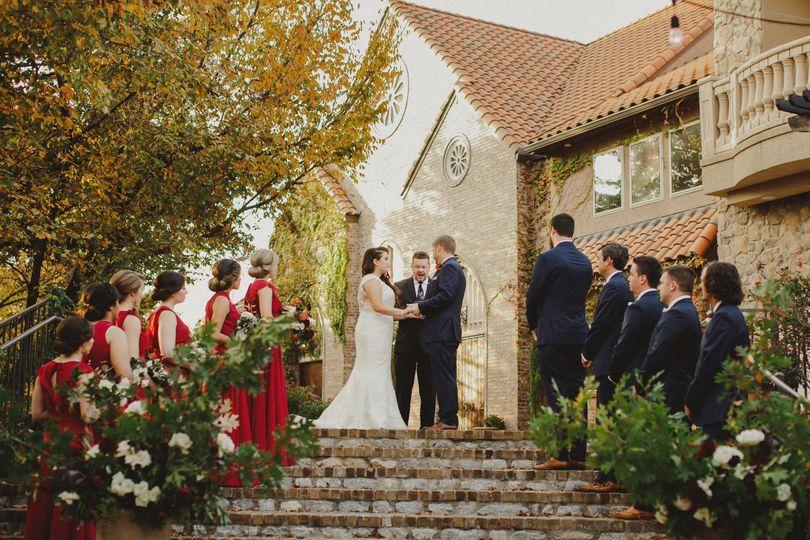 Aristide | Mansfield by Walters Wedding Estates