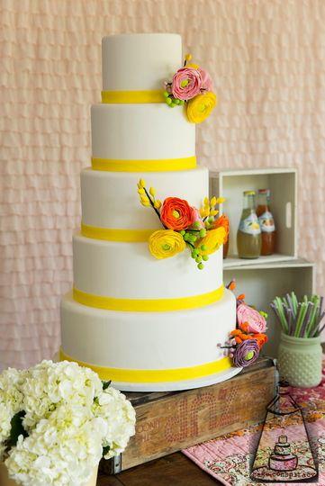 Cake Conspiracy - Wedding Cake - Spring, TX - WeddingWire