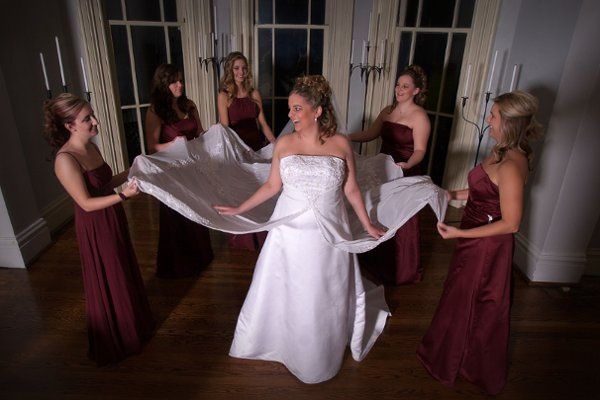 """With a million wedding gown choices out there it can be hard to decide what's """"you"""". My advice,..."""