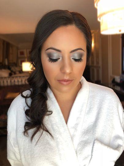 Latin grammys makeup