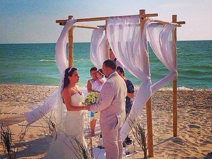 Tmx 1426941788168 Arias Wedding Couple Under Arch Naples, FL wedding venue