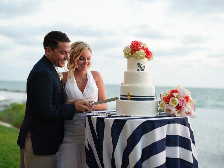Tmx 1426942265252 22 Cake Cut On Beach Naples, FL wedding venue