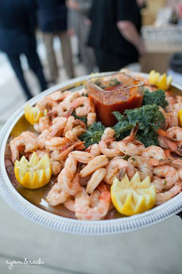 ryan brian shrimp cocktail