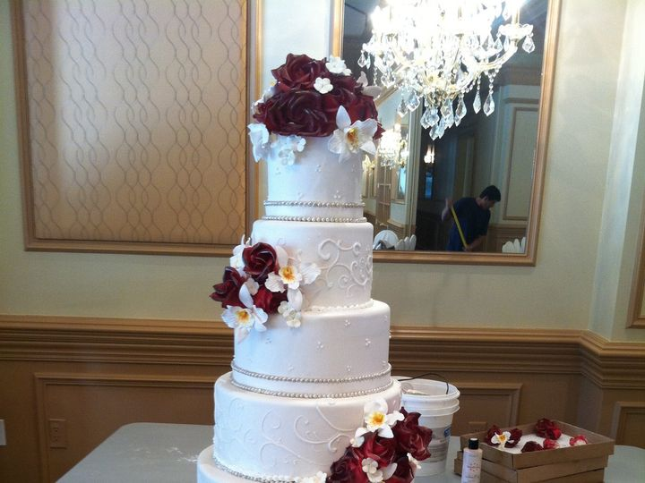 Tmx 1397247296289 Img072 Freehold wedding cake