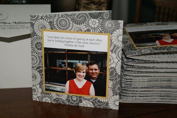 Tmx 1331953842975 DSC08281 Tulsa wedding invitation