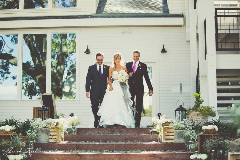 Bride Entrance Inn Back