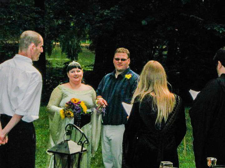 Historic Park wedding