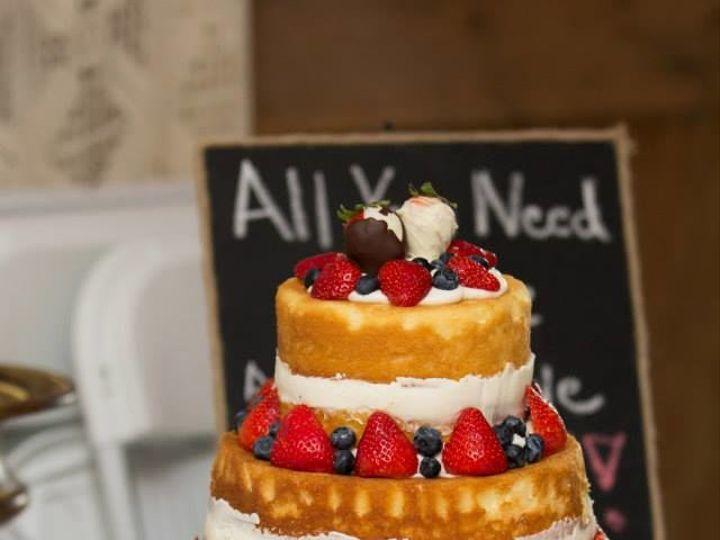 Tmx 1535839650 7dd5cad4357e6da8 10686878 10204433149979703 5415501481176908562 N Colchester, VT wedding cake