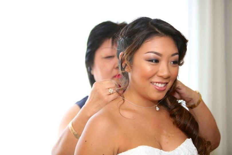 photopgrapher: One Wedding Photography Hair and makeup: Susan Kim