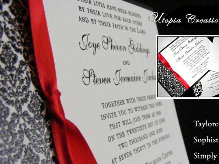 Tmx 1408754054459 Bwjoye Hammond wedding invitation