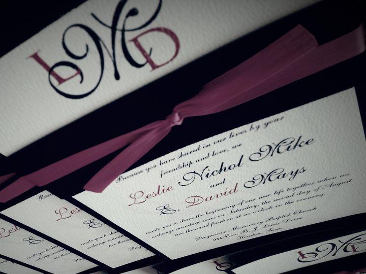 Tmx 1408754181765 2014 07 13 15.50.46 Hammond wedding invitation