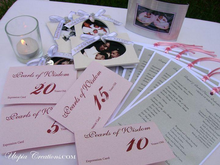Tmx 1408754606163 Dedication Hammond wedding invitation