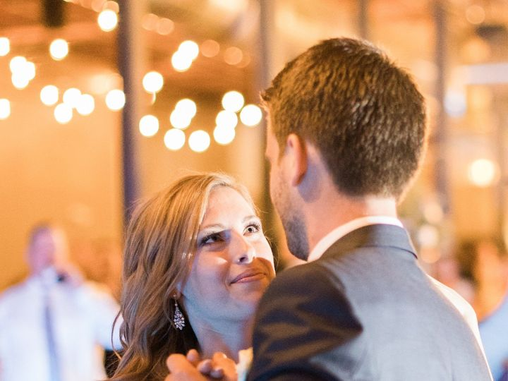 Tmx 1505501356408 Melissa And Pete Dancing At Mercantile Hall Burlington, Wisconsin wedding venue