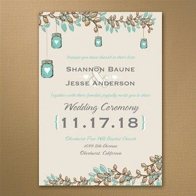 Tmx 1467818530516 Country Charm Wedding Invitation Dubuque wedding invitation