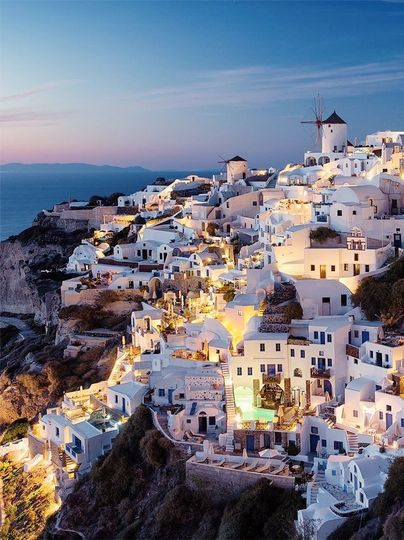Greece vacation
