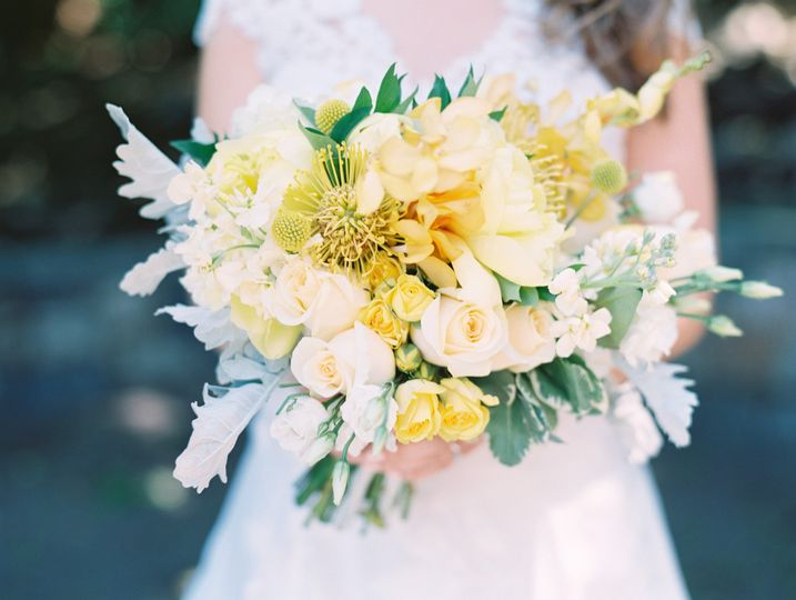 yellow bouquet 51 620204
