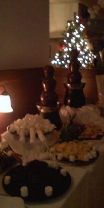 Treats table