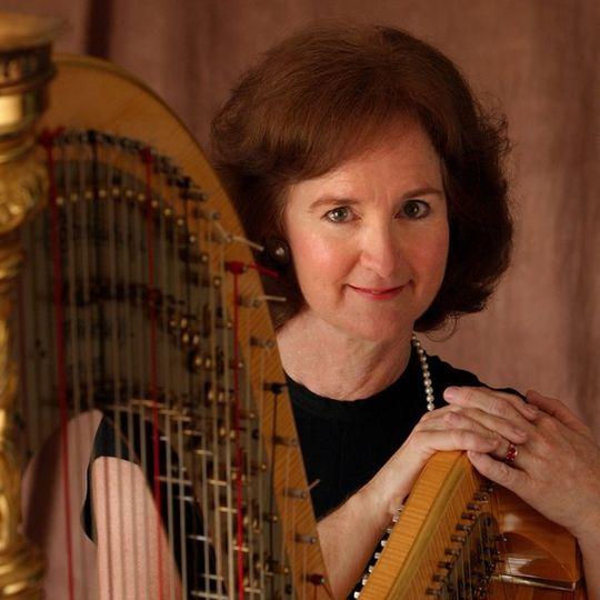 Harpist - Adrienne Bridgewater