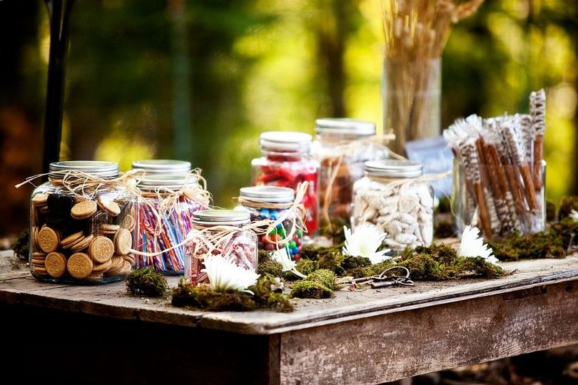 candy buffett