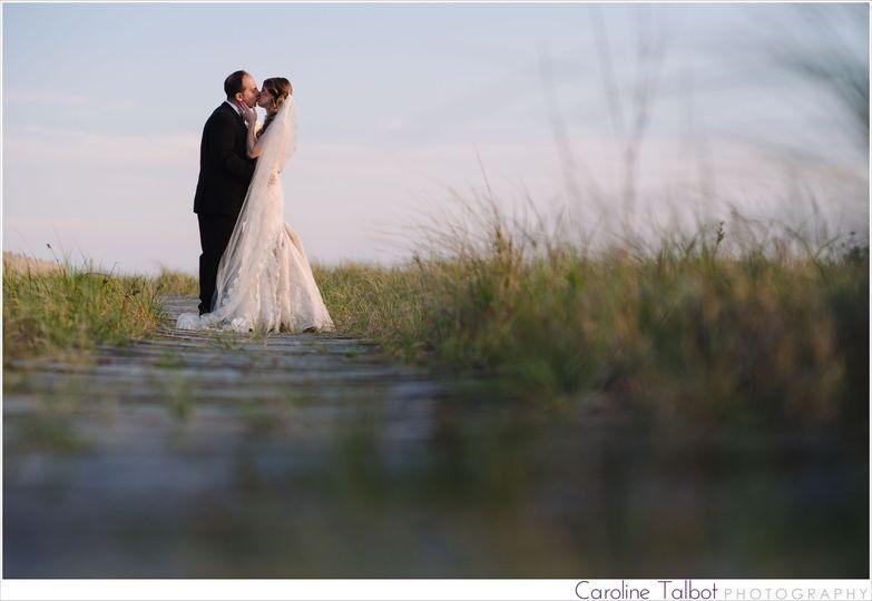 wychmere beach club wedding portrait