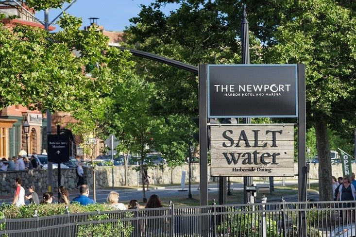 The Newport and Saltwater