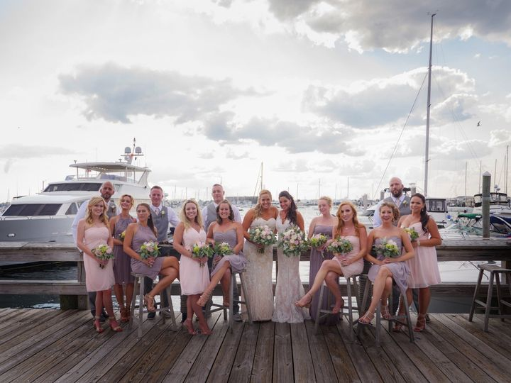 Tmx Dock 51 674204 Newport, RI wedding venue