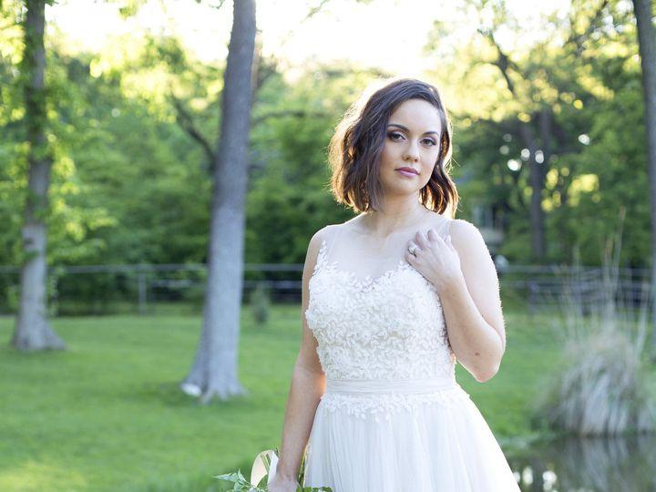 Tmx 1462987307958 In The Garden Bliss Okc Styled Shoot 0044 Norman wedding dress
