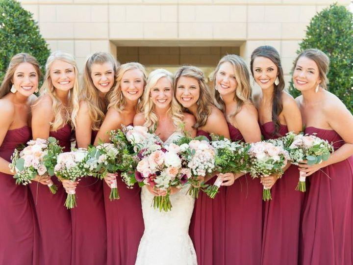 Tmx 1462987352689 Nikkibridesmaids Norman wedding dress