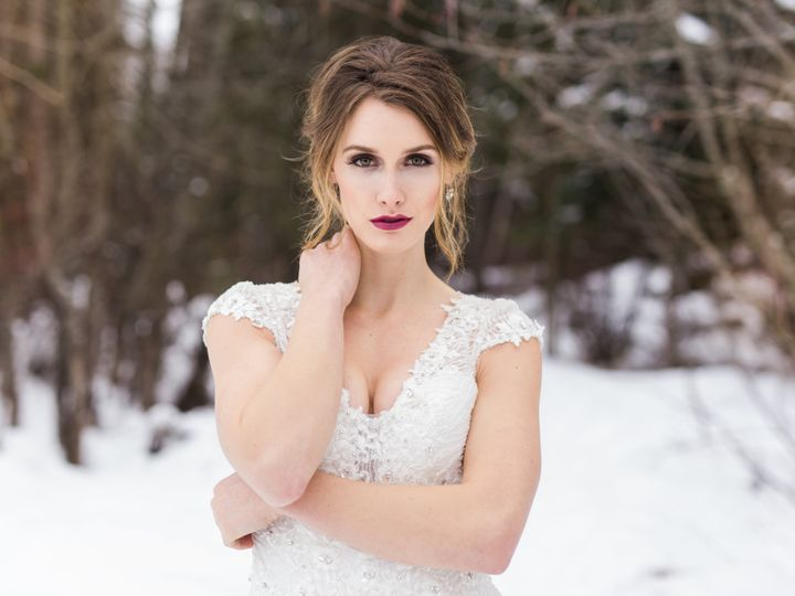 Tmx 1458331811102 Winterstyled Winterstyled 0011 Kalispell, Montana wedding beauty