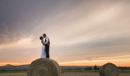 The wedding of Ethan and Kenda