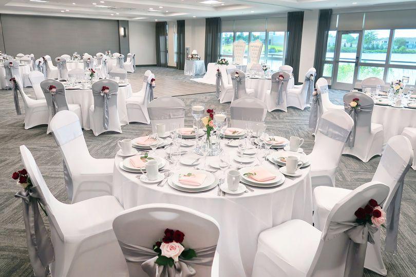Wedding Reception Ballroom