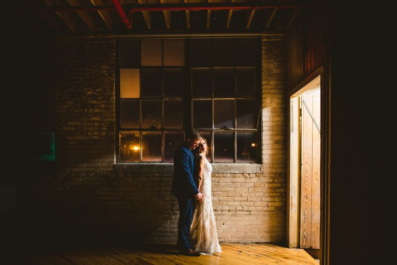 The Cheney Place wedding